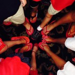 Red Shoes Group Circle