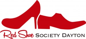 Red Shoe Society Dayton Logo