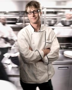 Chef Ben Leingang photo