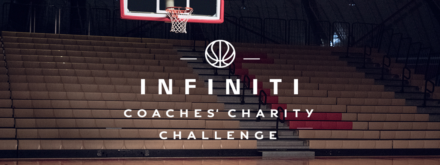 Vote Coach Archie Miller in the Infiniti Coaches' Charity Challenge