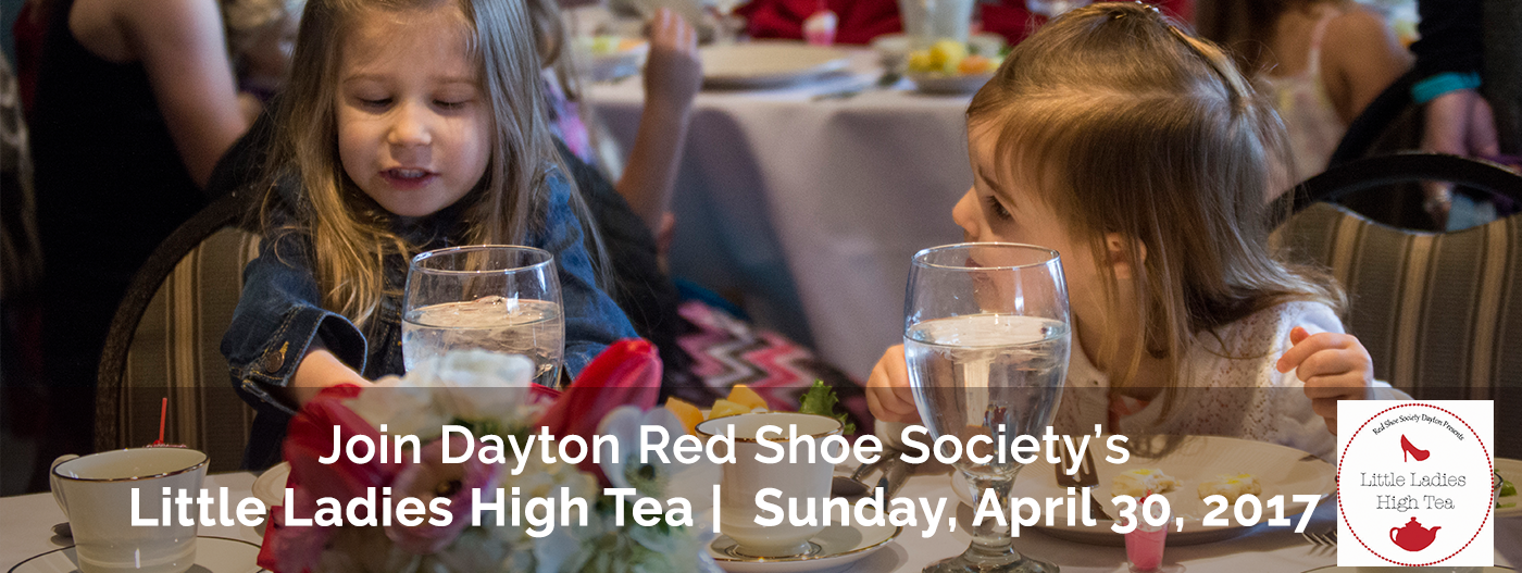 Little Ladies High Tea banner