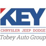 Key Chrysler Jeep Dodge Tobey Auto Group logo
