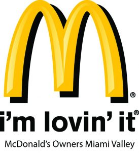 McDonald's Owners of the Miami Valley Co Op Logo