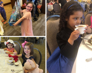 Tea Party for RMHC