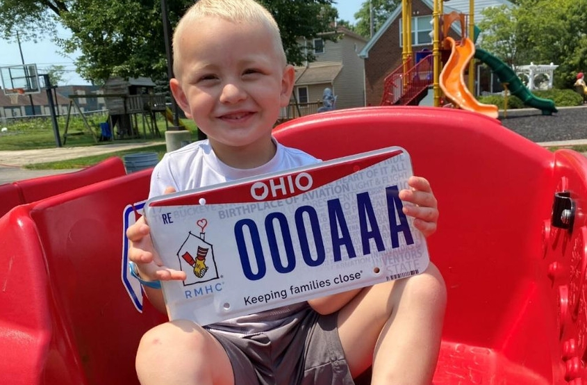 d247 now license plate